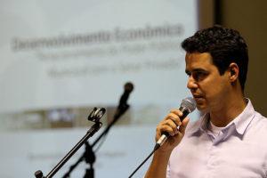 Prefeitura (Fumdec) e Sebrae apresentam a Rodada de Negócios para empresários. Data: 08/05/2014. Foto: Bruno Campos/Prefeitura de Macaé