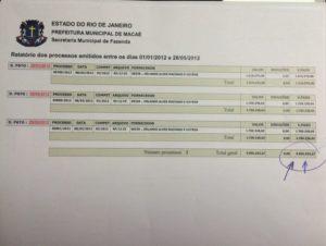 Pagamento decreto 271_2011